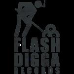 Flashdigga (Schwarz)
