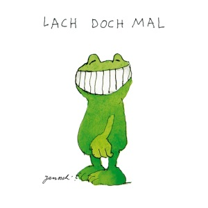 Janoschs Günter Kastenfrosch Just Smile