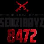 Seuziboyz (Schwarz/Rot)