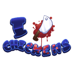 I [KNIFE] Chickens