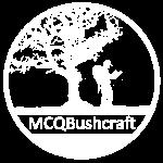 MCQBushcraft Logo light