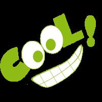 Cool! grün