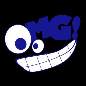 OMG! blau