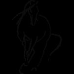 caballo clasico grau 72dp