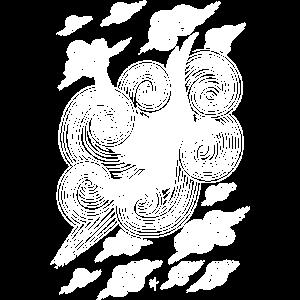 Crossing Clouds