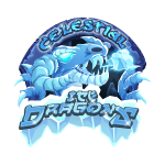 Celestial Ice Dragons