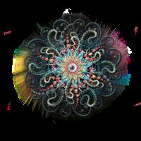 Psychedelic Mandala