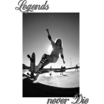 Legends never Die - Laura Thornhill