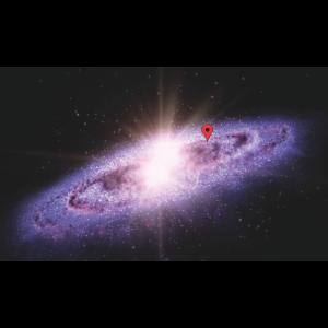 Universum Milchstraße