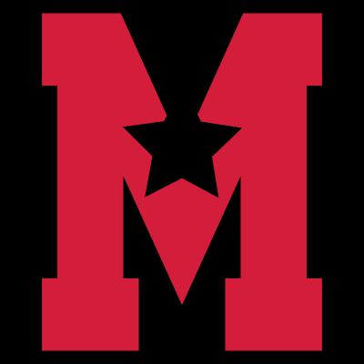 letterm - letterm - m,letter m,cheerwear,cheerleading,cheerleader,cheer,buchstabe m