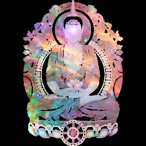 Cosmic Buddha