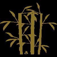 Bambus v1 einfarbig