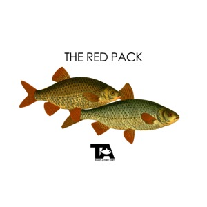 the red pack black png