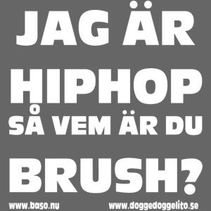 Jag Är Hiphop White
