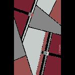 d'shapes Marsala Glacier Gray Titanium