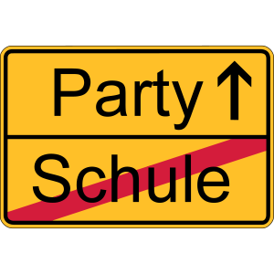Schools out lets party!