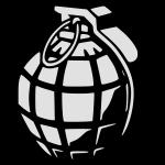 Grenade (2-tone)