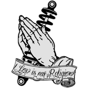Praying Hands coilovers