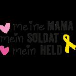 Mama Held - schwarz