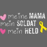 Mama Held - weiss