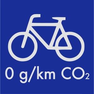 Fiets duurzaam logo