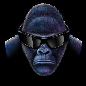 Cooler Gorilla