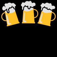 3 Drei Bier ein Schnitzel