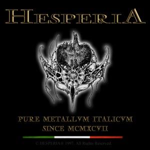 Hesperia old Logo