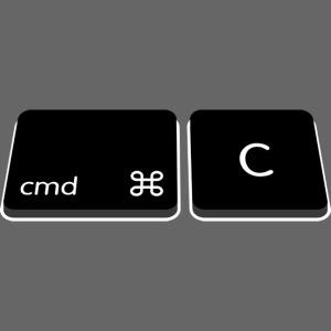 Cmd+C - Copy