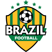 Football coat of arms of Brazil