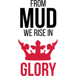 We rise in Glory