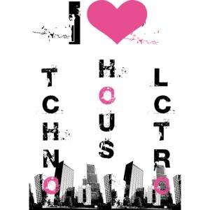 i love the