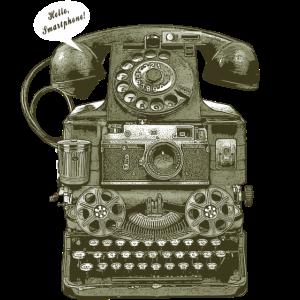THE 1ST SMARTPHONE