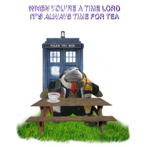 TIME AND SPACE AND TEA