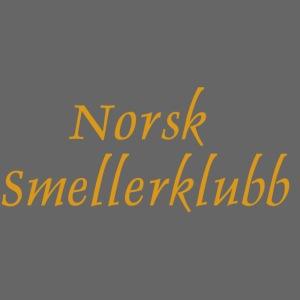 Norsk Smellerklubb logo 2 linjer png