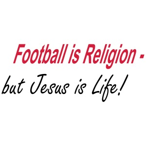 Football is Religion...