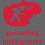 geocaching underground 3 einfarbig