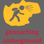 geocaching underground 3 zweifarbig