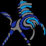 Wildes Streifenpferd