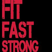 Fitter, Faster, Stronger - Bodybuilding, Fitness