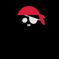 pirat sandkasten