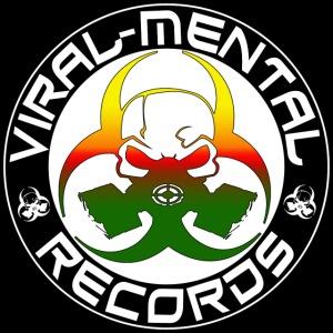 Viral Mental Records Logo