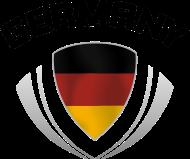 Fan-Shirt: fussball wappen germany