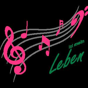 Musik ist mein Leben