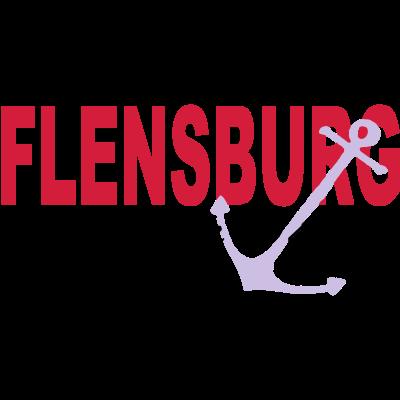 Perle der Ostsee FLENSBUR - Flensburg meine Perle..... - urlaub,meine perle,Strandpromenade,Perle,Ostsee,Hafen,Flensburg Shirt,Flensburg,Flens