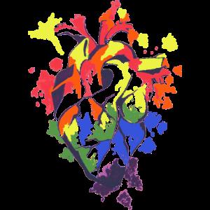 Rainbow Heartbeat