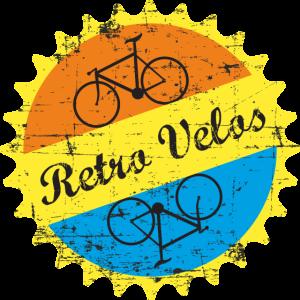 Retro Velos Rennrad-Motiv