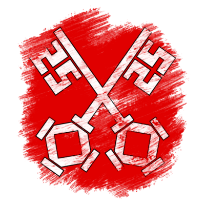 Regensburg - Wappen der Stadt Regensburg ohne Titel - Wappen,Regensburg,Oberpfalz