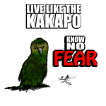 Live like the Kakapo