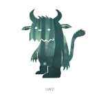Dream Harvest Logo White